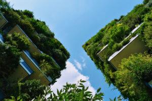 Bosco Verticale, exemplo de arquitetura bioclimática
