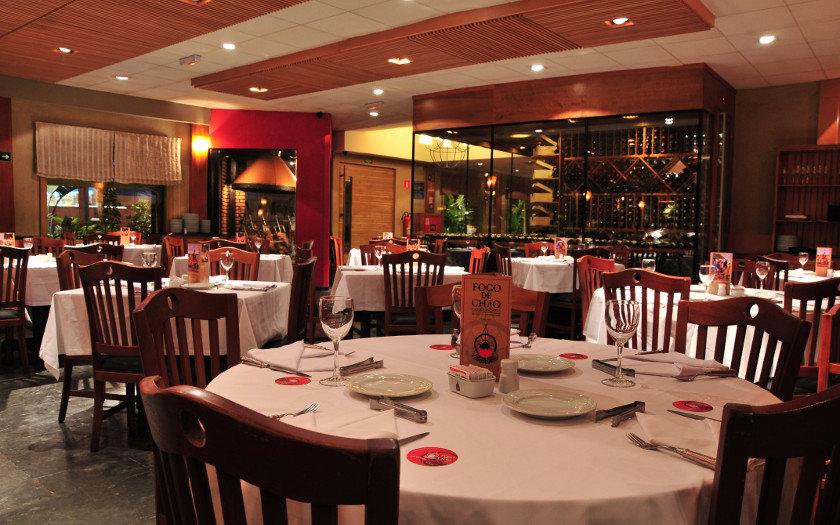Tipos de Restaurantes - Grill