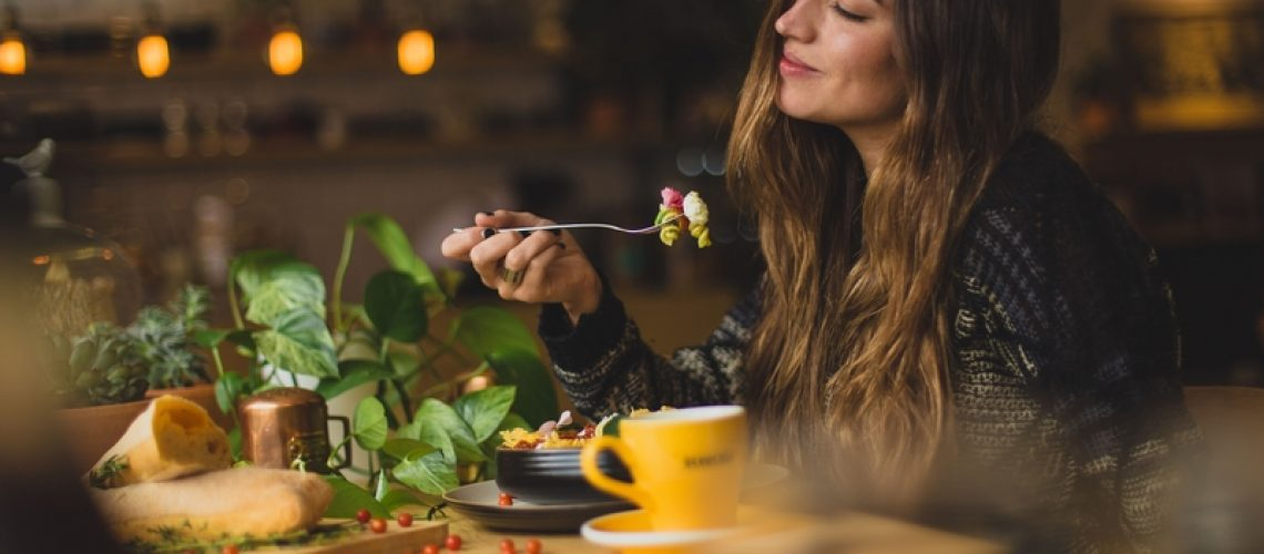 Conceito de Restaurante - design de experiência