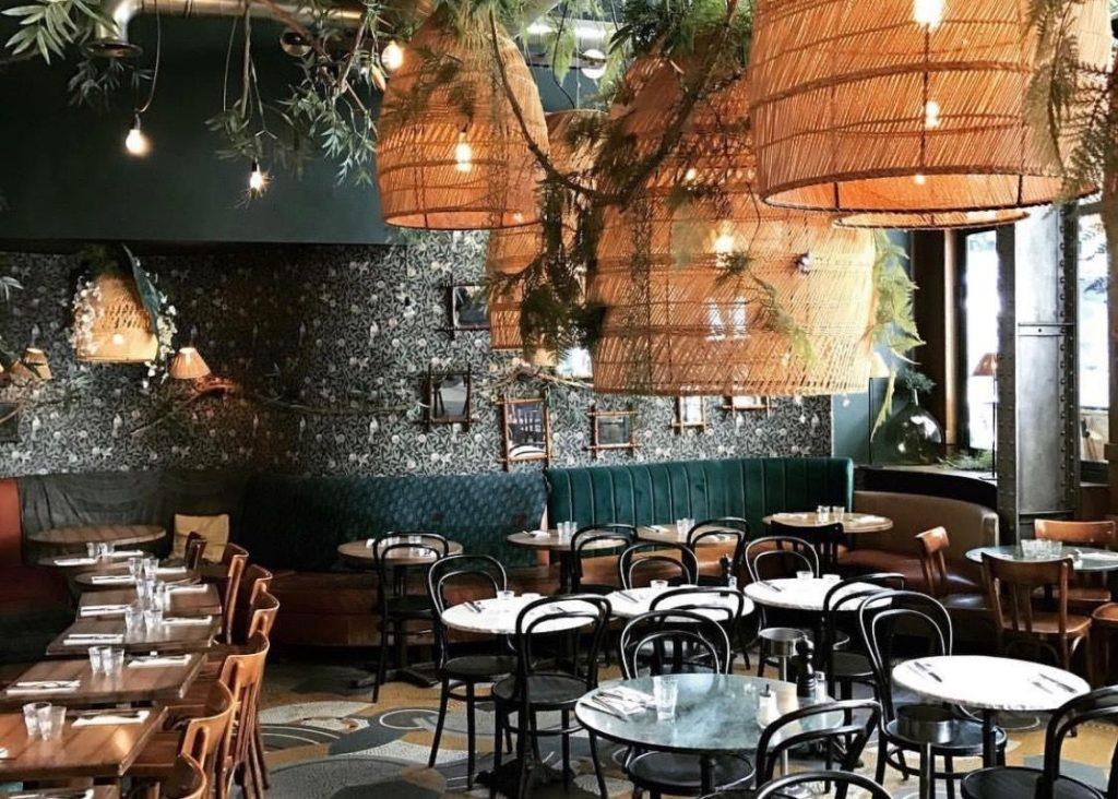 Tipos de Restaurantes: Brasserie