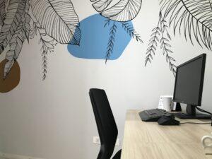 Reforma de escritório